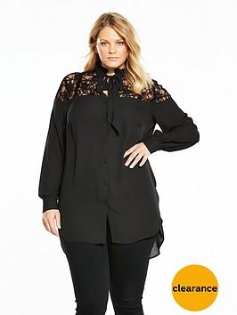 v-by-very-curve-lace-yolk-ruffle-neck-shirt-blacknbsp