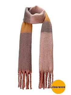 v-by-very-brushed-stripe-blanket-scarf