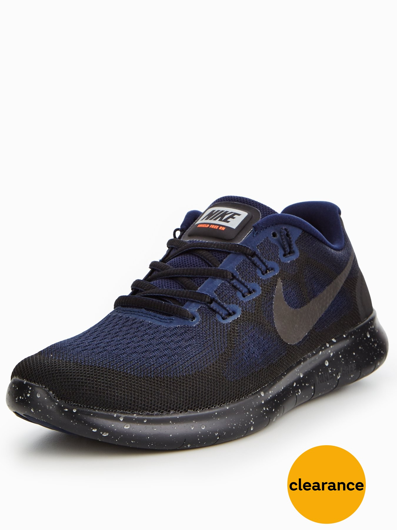 Nike Free RN 2017 Shield Navy/Black 1600179788 Women's Shoes Nike Trainers