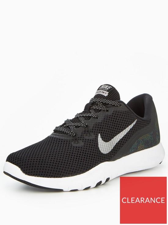 Nike Flex TR 7 Shine - Black  4e3b028d9
