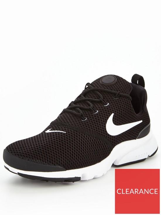 ed847b51f0be Nike Presto Fly - Black
