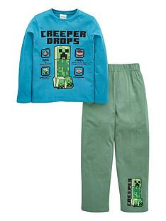 minecraft-mninecraft-boys-creeper-boys-pyjamas