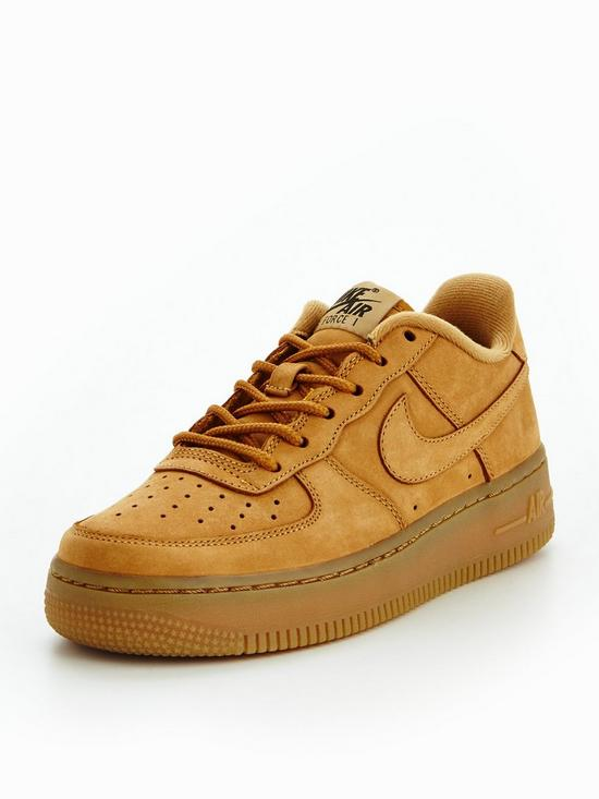 nike air force 1 beige junior