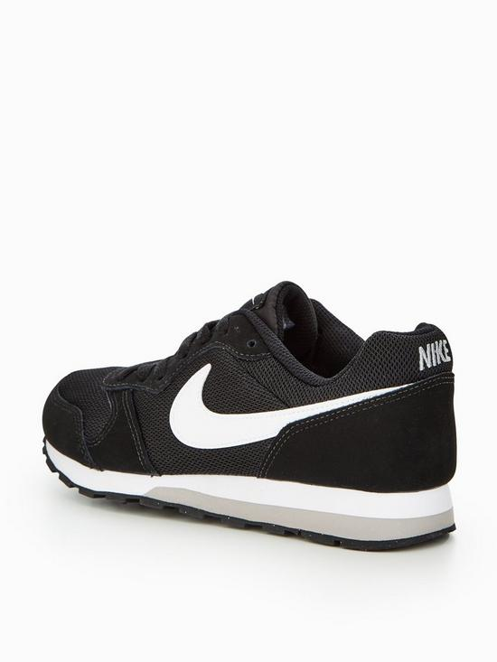 8c703087b9e ... Nike MD Runner 2 Junior Trainer - Black White. 4 people are looking at  this right now.