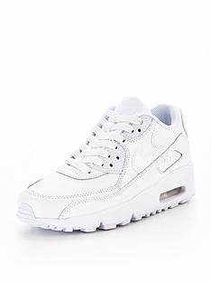 nike-air-max-90-leather-junior-trainer
