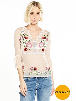 river-island-embroidered-peplum-blouse
