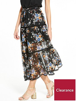 river-island-floral-mesh-skirt