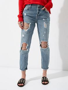 river-island-river-island-boyfriend-jeans-with-pearl-detail
