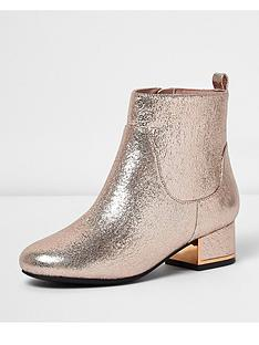 river-island-metallic-block-heel-boot