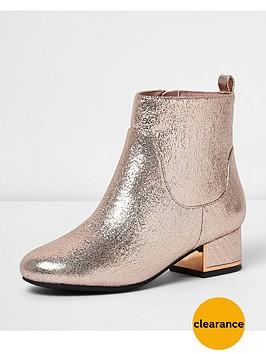 river-island-metallic-block-heel-boot