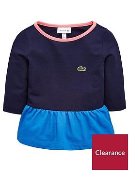 lacoste-girls-long-sleeve-peplum-t-shirt