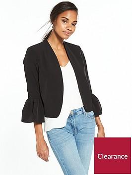 oasis-fluted-sleeve-event-jacket