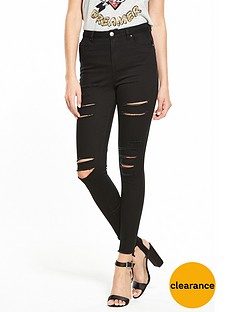 v-by-very-tall-addison-highwaist-super-skinny-multi-slash-jean