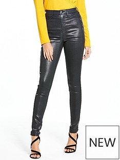 v-by-very-addison-highwaist-snake-effect-super-skinny-jean