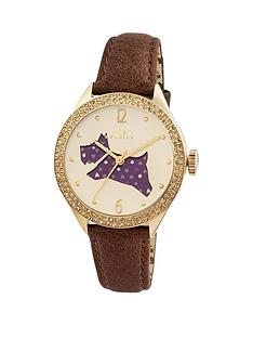 radley-yellow-gold-case-with-crystal-set-bezel-andnbspbrown-leather-strap-ladies-watch