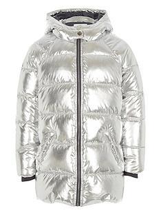 river-island-girls-silver-foil-hooded-padded-coat