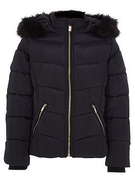 river-island-girls-navy-padded-faux-fur-trim-hood-padded-jacket