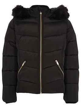 river-island-girls-black-faux-fur-hood-padded-jacket