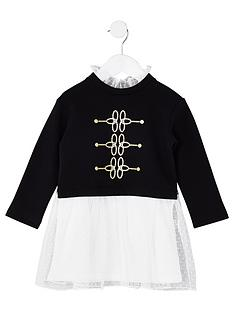river-island-mini-girls-frill-military-dress