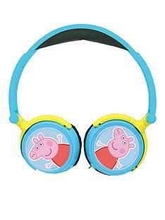 peppa-pig-kidsafe-headphones