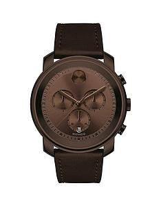 movado-movado-bold-44mm-case-brown-ip-chronograph-leather-strap-mens-watch