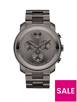 movado-bold-44mmnbspcase-gunmetal-plated-chronograph-stainless-steel-bracelet-mensnbspwatch