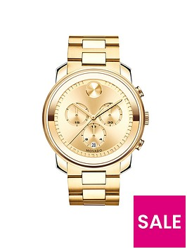 movado-bold-44mmnbspcase-yellow-gold-plated-chronograph-stainless-steel-bracelet-mensnbspwatch