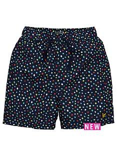 lyle-scott-boys-dot-print-swim-shorts