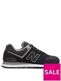 new-balance-574-tweed-blackgreynbsp