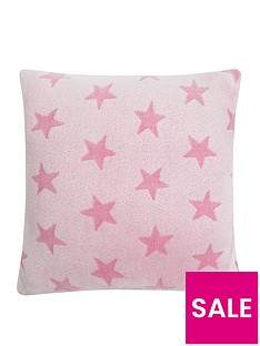 catherine-lansfield-star-fleece-cushion