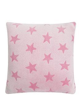 catherine-lansfield-star-fleece-cushion