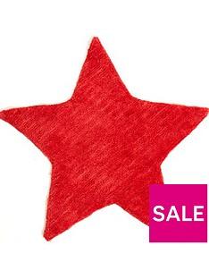 catherine-lansfield-star-shape-rug-71cm