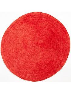 catherine-lansfield-circle-shape-rug-65cm