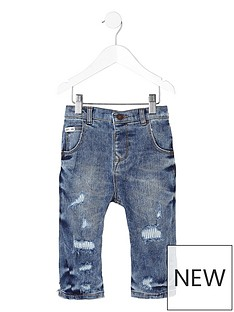 river-island-mini-boys-blue-acid-wash-tony-slouch-jeans
