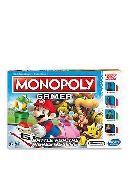 Image of Hasbro Gaming - Monopoly Gamer Edition