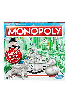 Image of Hasbro Monopoly