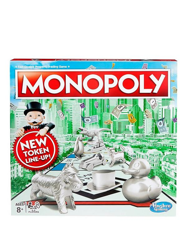 Monopoly from Hasbro Gaming