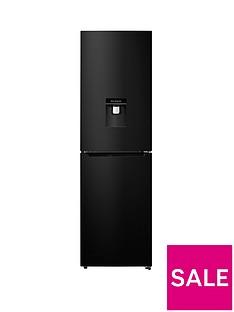 hisense-rb335n4wb1-55cm-widenbsptotal-non-frost-fridge-freezer-black