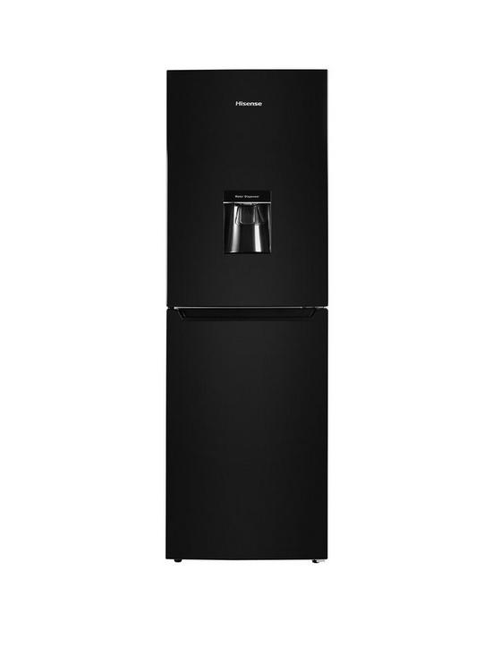 RB320D4WB1 55cm Wide Fridge Freezer - Black