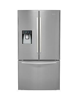 hisense-rf697n4zs1-912cm-widenbsptotal-non-frost-french-door-style-fridge-freezer-stainless-steel
