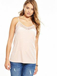 v-by-very-velvet-lace-trim-cami