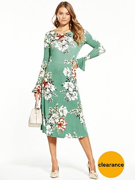 v-by-very-jersey-long-sleeve-printed-midi-dress