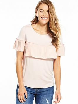 v-by-very-pleated-panel-t-shirt-blush
