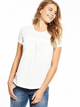 v-by-very-ruched-yoke-t-shirt-ivory