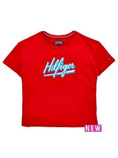 tommy-hilfiger-girls-hilfiger-short-sleeve-t-shirt
