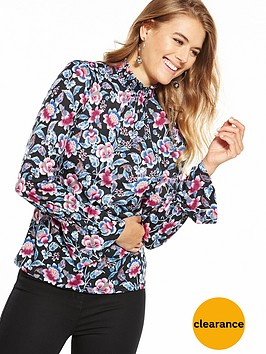 v-by-very-mesh-long-sleeve-top-floral-print