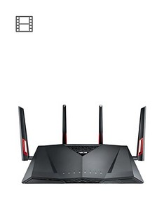 asus-dsl-ac88unbspac3100-vdsladsl-dual-band-modem-gamingnbsprouter