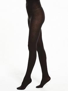 f7e3ed412ed Pretty Polly 100 Denier Supersoft Opaque Tights - Black
