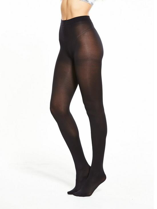 6b62c974a Pretty Polly 4 Pack 60 Denier Opaque Tights
