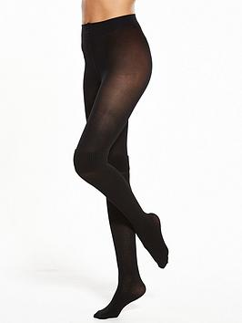 pretty-polly-secret-sock-opaque-tights-blacknbsp